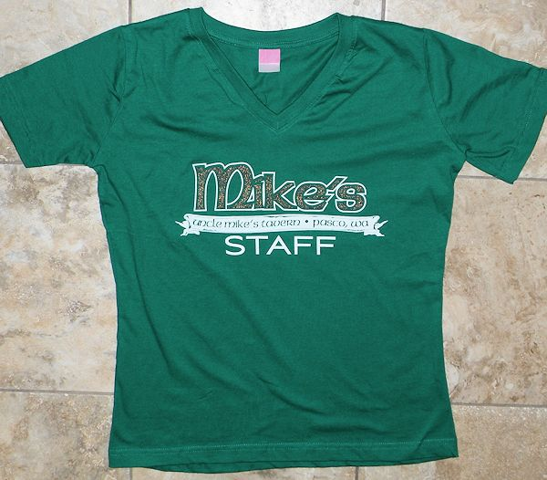 """Uncle Mike's"" Ladies Tee - Click Image to Close"