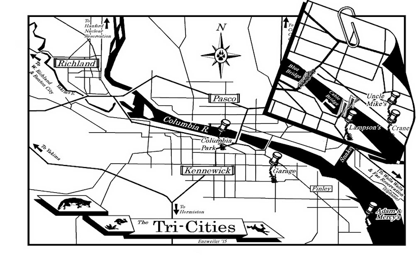 TriCities Map